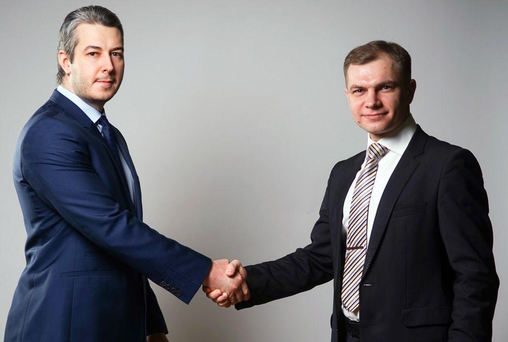 Николай Шляков и Кошин Виталий